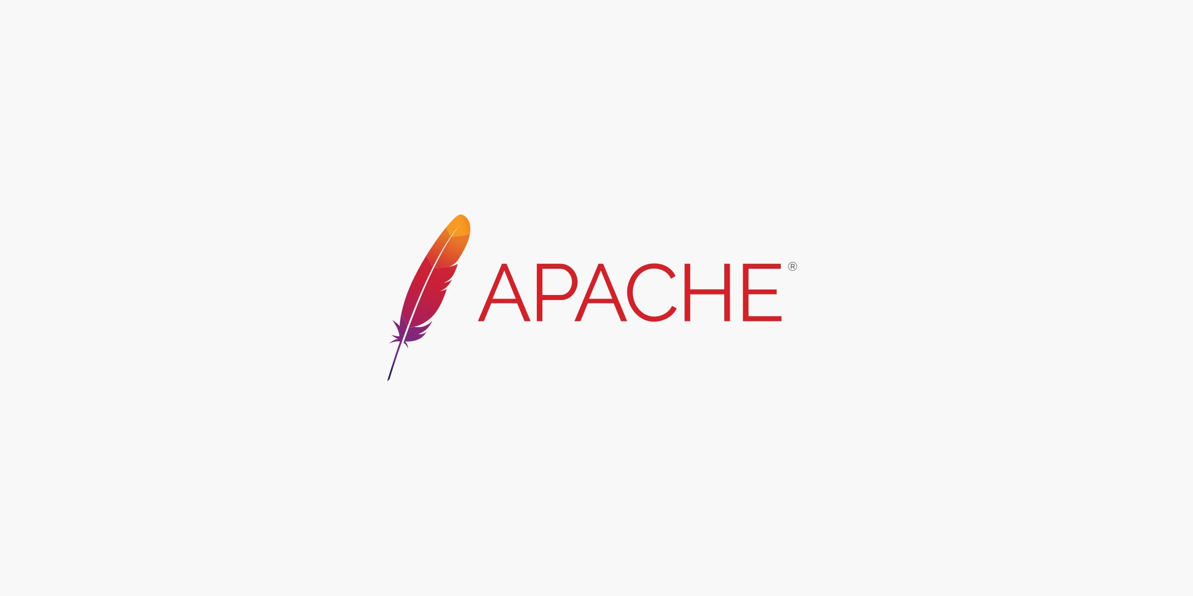 Apache Logo In Twitter Header Logo For OFBiz